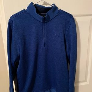 Under Armour half zip sweater